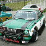 Rare Bosozoku cars: Toyota Corona Mark II T60/T70