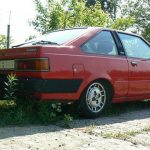 Carina Sightings: Carina TA62 Coupe in Czech republic