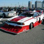 Popular Bosozoku cars: Nissan Silvia S110