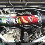 There I fixed it: pringles FJ cruiser