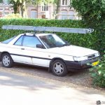DOTS: Nissan Sunny Coupe B12