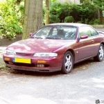 DOTS: Scruffy looking Nissan 200SX S14