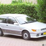 DOTS: 1989 Mitsubishi Colt GTi 16V