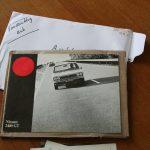 Genuine Dutch Nissan 2400GT catalogue