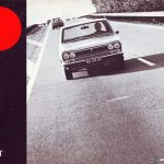Scans of the Dutch Nissan 2400 GT catalogue
