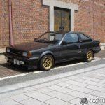 Carina Sightings: Carina GT-R coupe AA63