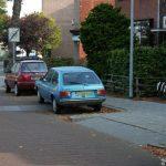 DOTS: Mazda 323 mk1