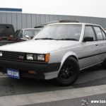 Carina sightings: Carina GT-TR with twin cam turbo interior
