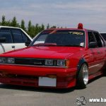 Carina Sightings: Slammed Carina AA63 sedan