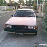 Carina sightings: Carina SG Coupe AA60 with digi dash!