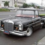 WTF: Mercedes Stout pickup truck