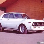 Family album treasures: Dukes of Hazzard style Nissan Laurel SGX