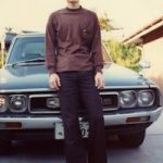 Family album treasures: Flared Nissan Skyline GTX