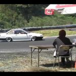 Video: Aggressive AE86 Trueno drifting at Sekiasakitto