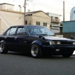 Carina Sightings: Yokosuka's deep blue Carina AA63 (part 2)