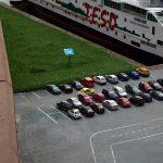 DOTS: Skyline R34, Celica ZZT230, Fairlady 350Z and Toyota Bb