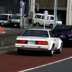 Only in Japan: spot a Nissan 240RS in the wild