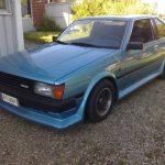 Carina Sightings: Finnish Carina Coupe AA60