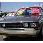 Carina Sightings: RA45 Carina GT sedan