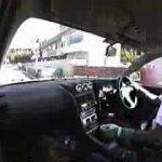 Dorikin test driving Nomukens Skyline ER34