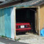 Carina Sightings: Tucked away Carina GT-R
