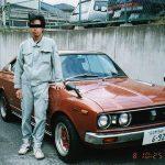 Family Album Treasures: Kyusha style in the 90s!