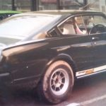 Familiy Album Treasures: Mad camber on a Carina TA17