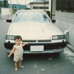 Family Album Treasures: Daddies new Skyline RS Turbo