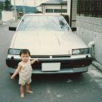 Family Album Treasures: Daddies new Skyline RS Turbo