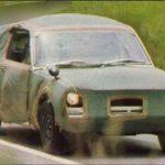 Random: Nissan Skyline coupe spy photos