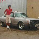 Family Album Treasures: White sport socks Skyline GC110