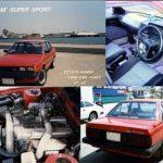 Carina Sightings: Carina GT-TR Dream Super Sport