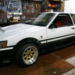 AE86 Trivia: Toyota AE86 windhield replacement found!