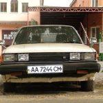 Carina Sightings: Ukranian Carina CA60 rustoseum