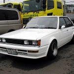 Carina Sightings: Perfecty white Carina AA63 sedan