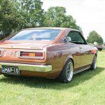JCS2011: Super rare Carina hardtop coupe TA17!