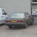 DOTS: 1984 Brown Nissan Laurel C31