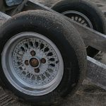 WTF: Reused deep dish mesh wheels
