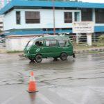Irian Jaya: Bemo taxi busses