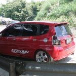 Irian Jaya: Jazzy Honda