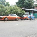 Irian Jaya: Corona and Corolla touge monsters