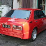 Bali: Boy racer Corolla KE30