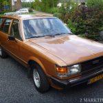 Carina Sightings: Carina TA40 deluxe wagon