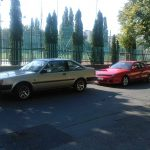 Carina Sightings: stolen Carina Coupe TA62