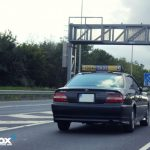 WTF: Chaser JZX100 taxi in Ireland