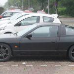 DOTS: 1990 Nissan 200SX drifter