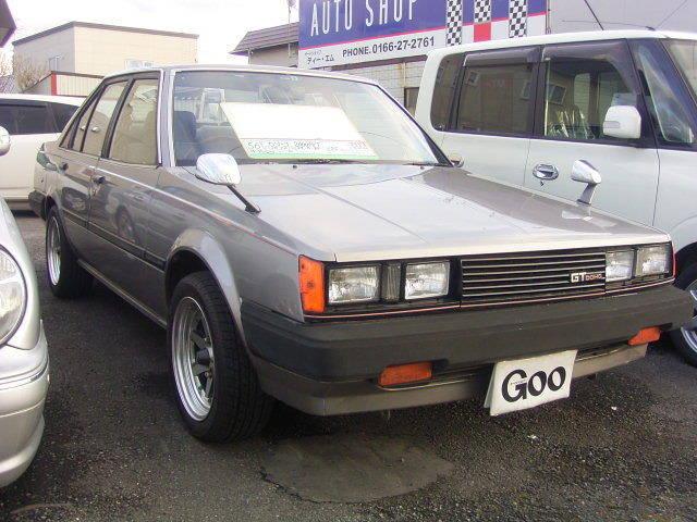 Rare Carina ra63 2000 gt