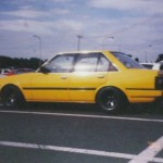 Carina Sightings: yellow Carina AA63 in 2000