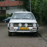 DOTS: Nissan Sunny B11 van