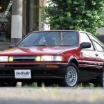 Ebay treasures: Almost new red panda Levin AE86!